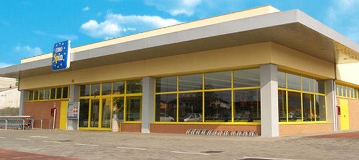 eurospin negozio