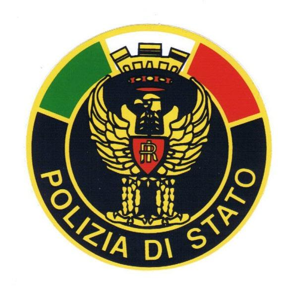 polizia di stato logo