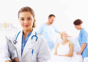 medici e infermieri all'estero
