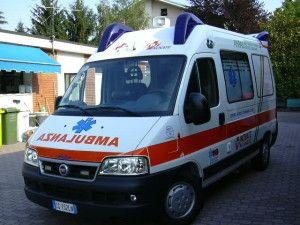 ambulanza autista