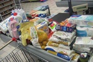 lavorare nel supermercato
