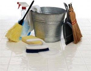 lavoro pulizie