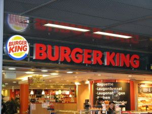 burger king punto vendita