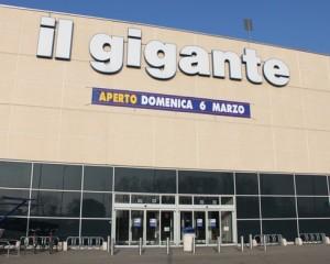 il gigante supermercato