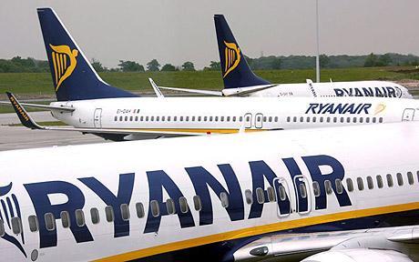 assistenti di volo ryanair