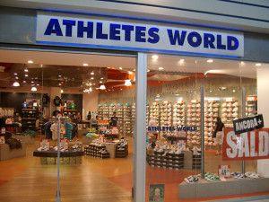 Athletes World negozio