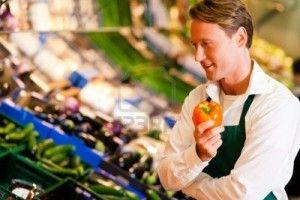commesso supermercato