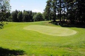 campo da golf giardiniere