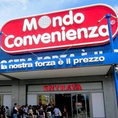 mondo convenienza negozio