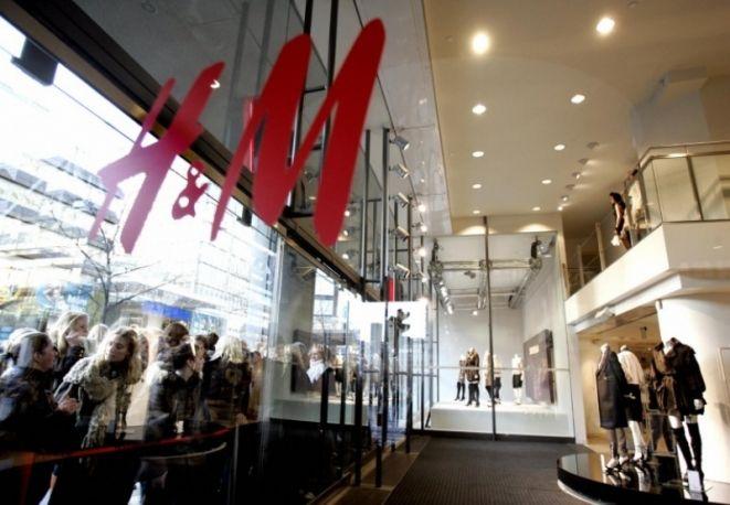 punto vendita h&m italia