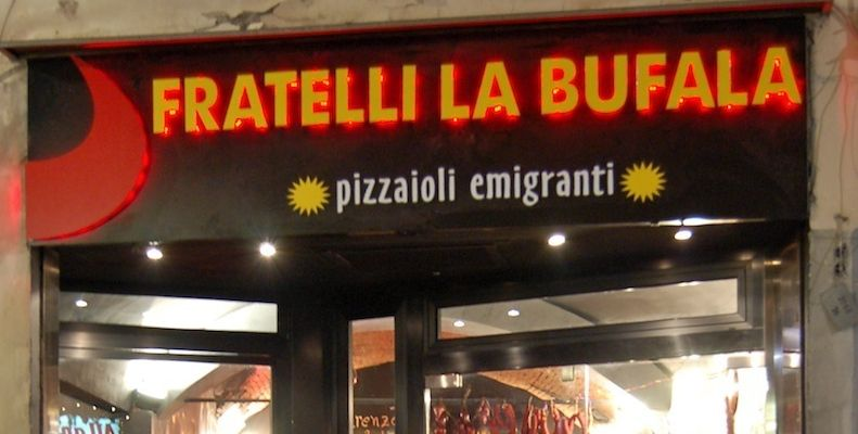 fratelli la bufala lavoro londra e italia
