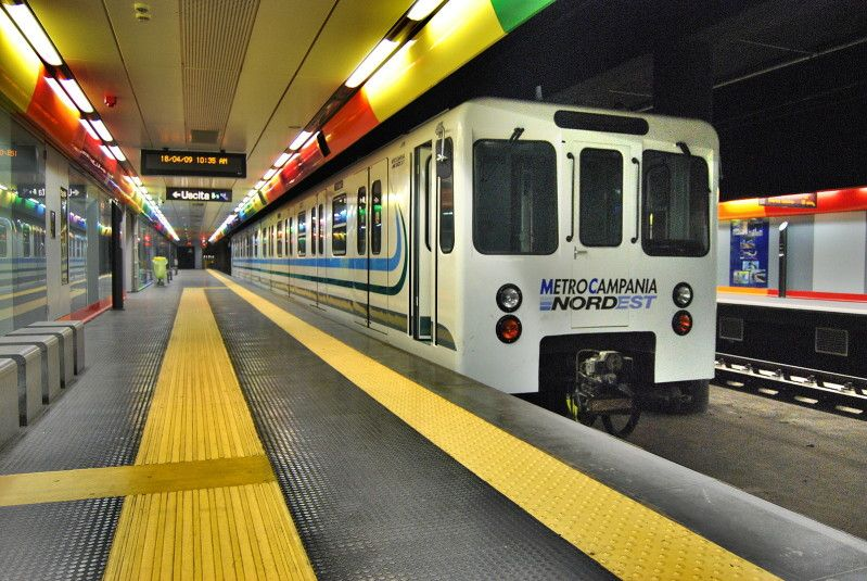 metropolitana napoli nuovi posti di lavoro