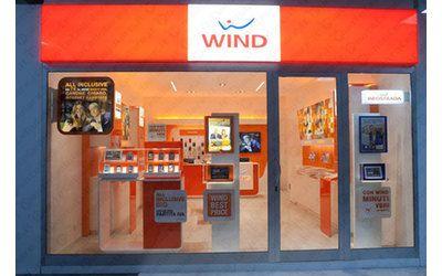 wind punto vendita lavorare