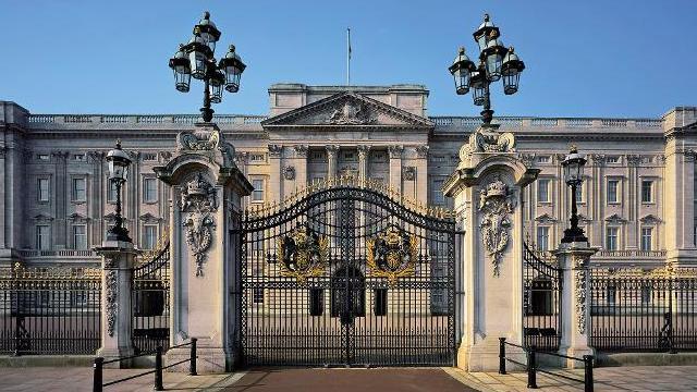 buckingham palace lavoro