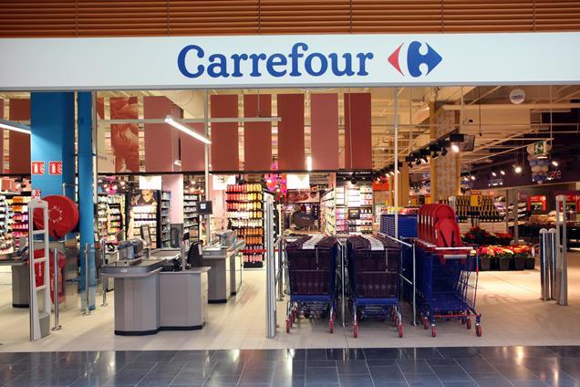 carrefour lavoro supermercati