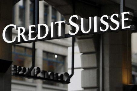 credit suisse svizzera