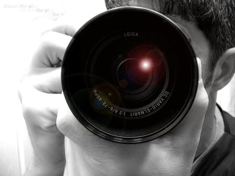 lavoro fotografo