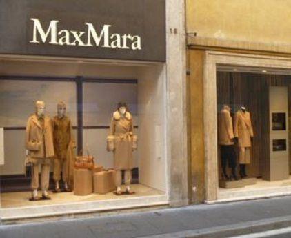 negozio max mara