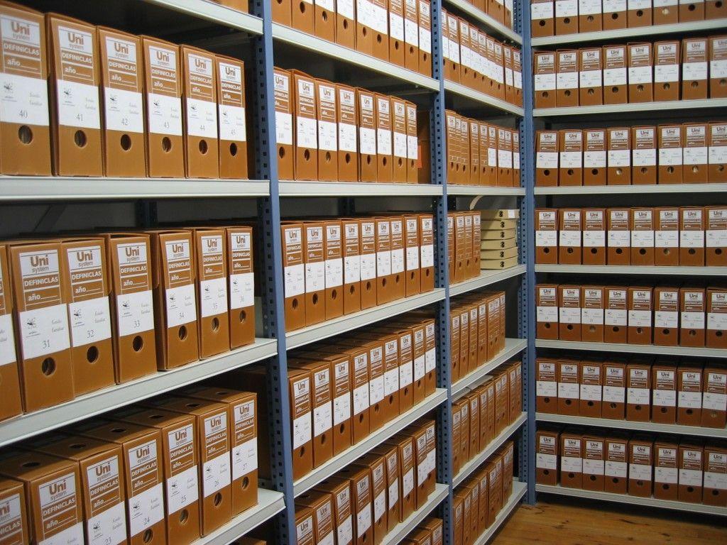 archivista beni culturali
