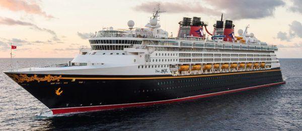 disney cruise lavoro