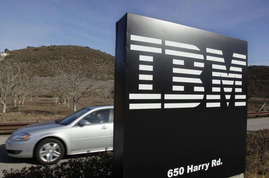Earns IBM