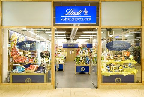lindt assume personale