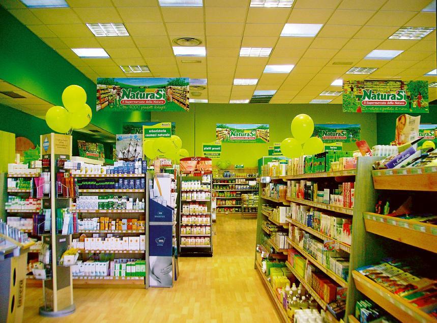 natura si supermercati lavoro