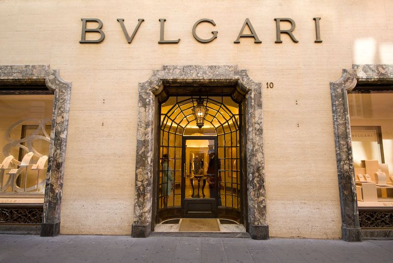 negozio bulgari assume personale