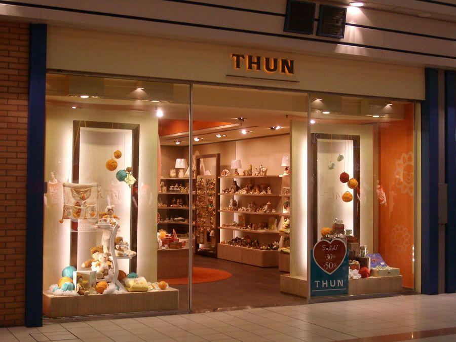 negozio thun