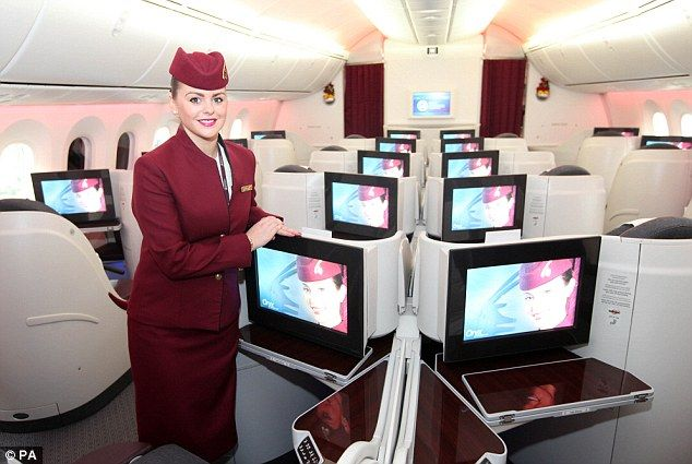qatar airlines work with us