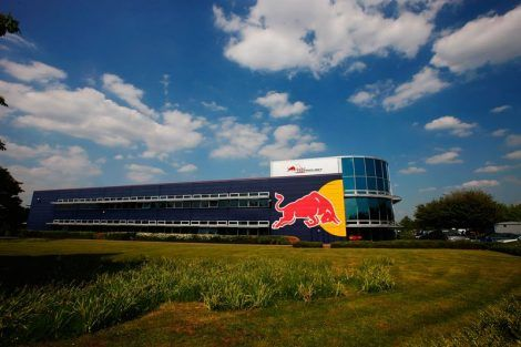 red bull lavoro