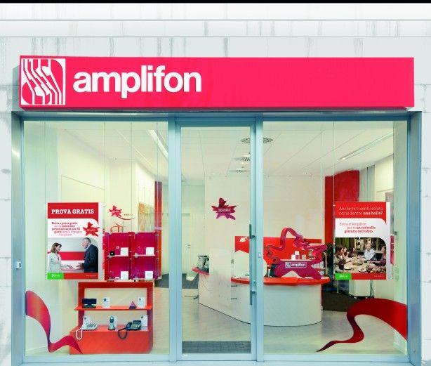 amplifon punto vendita negozio lavora con noi