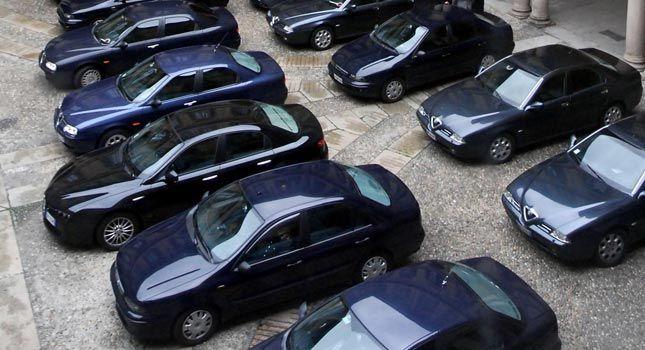 auto blu in vendita