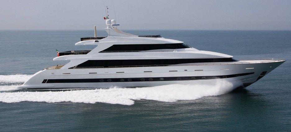 barca di lusso