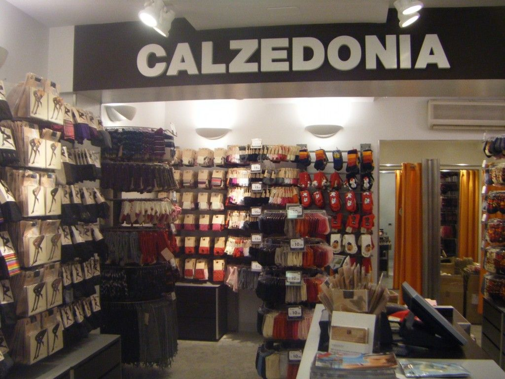calzedonia negozio punto vendita