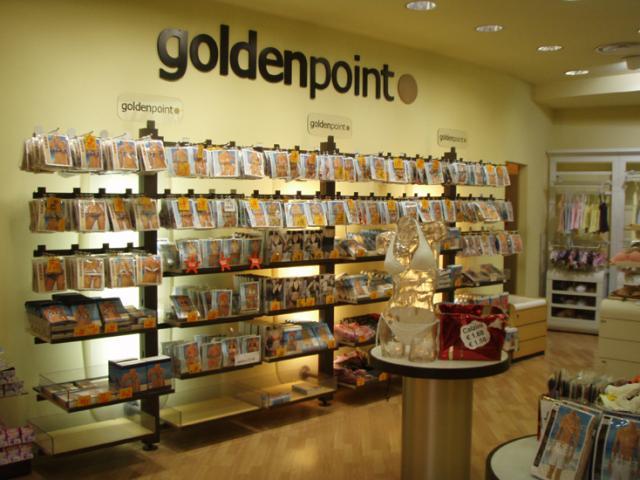 golden point negozio