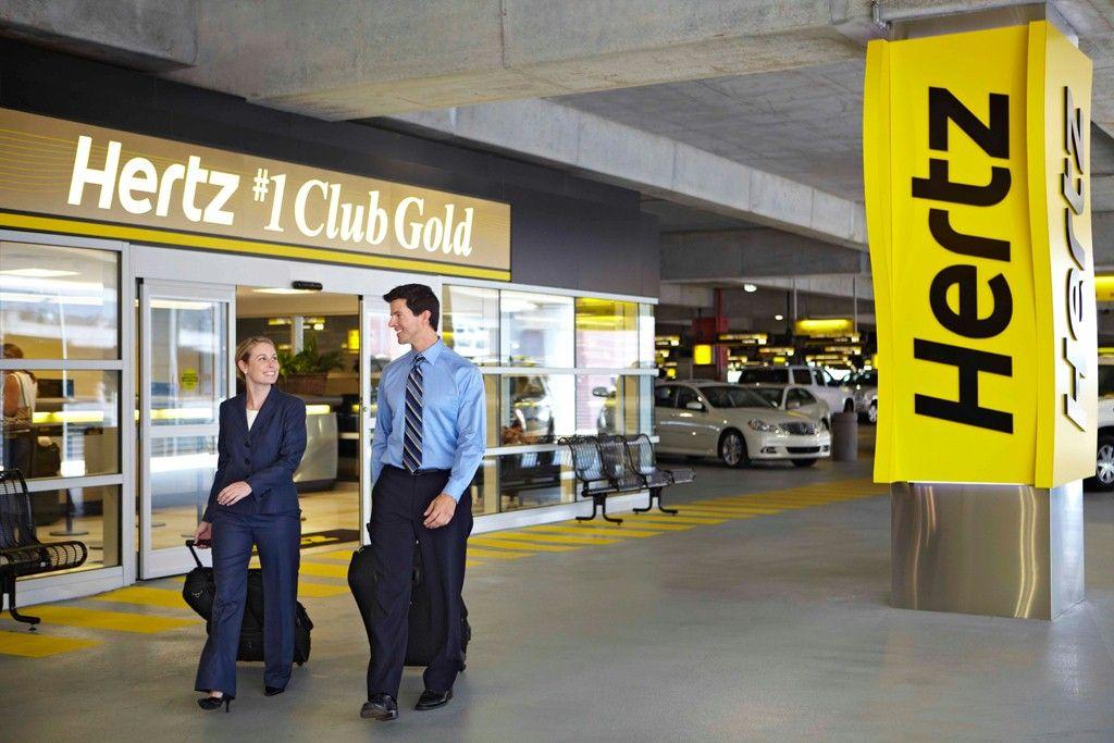 hertz aeroporto lavoro guadagnare