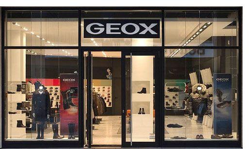 negozio geox