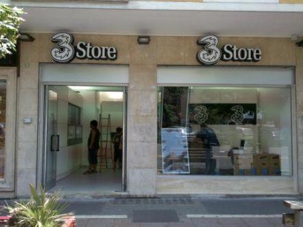 negozio tre italia