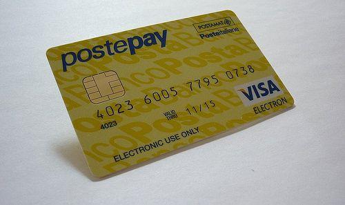 postepay prestito senza busta paga