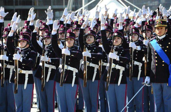 scuole militari concorsi