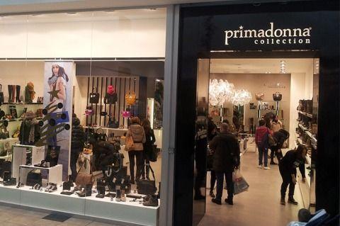 negozio primadonna