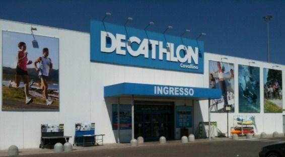 decathlon negozio lavoro
