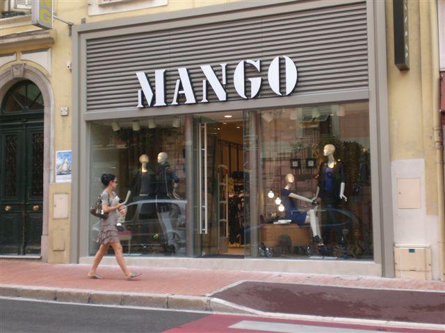 mango negozi