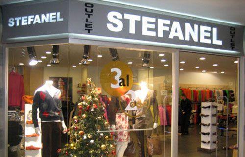 negozio stefanel
