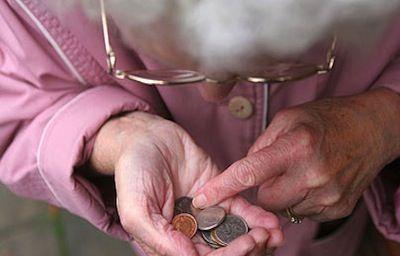 pensionato povero pensione minima
