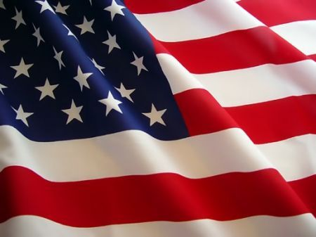 stati uniti d'america bandiera
