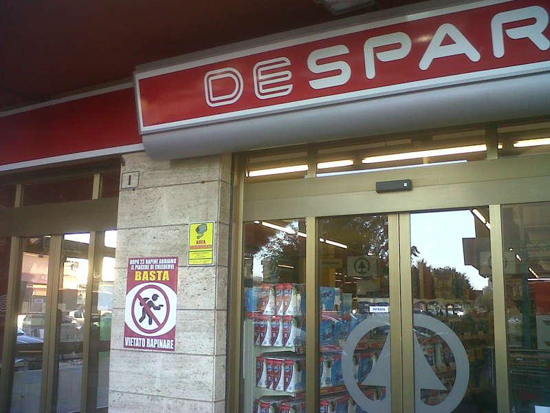 despar supermercato
