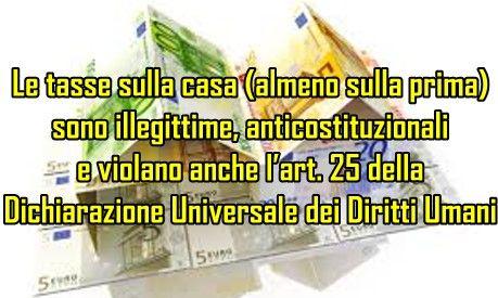 Tasse sulla casa share the knownledge for Tasse acquisto prima casa