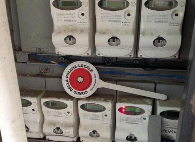 magnete rubare energia elettrica